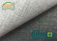 Belended Weft Insert Napping Fusible Interlining For Overcoat Garments